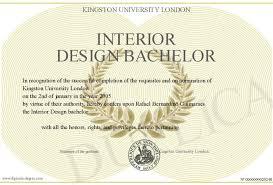 Interior Design Associate Degree