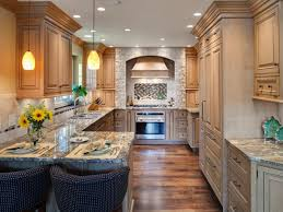 For Narrow Kitchens Kitchen Layout Templates 6 Different Designs Hgtv