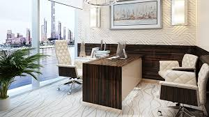 Luxury Office Design Impressive Decorating