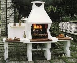 Barbecue Da Esterno In Pietra : Barbecue
