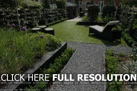 Small Picture Gravel Back Garden Design Ideas Sixprit Decorps