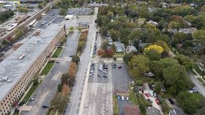Would extra parking be worth extra traffic near Naperville train ...