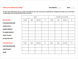 Sales Order Template - 6 Free Word, PDF Documents Download | Free ...