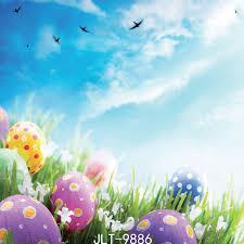 Easter Egg Hunt Fairy Tale Studio Photography Backdrops