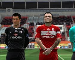 Fifa 09 новые формы фк спартак москва сезон 2009 2010 файлы