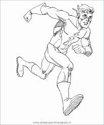 Disegni Cartoni Animati Colorati Disegno Flash 39 Personaggio