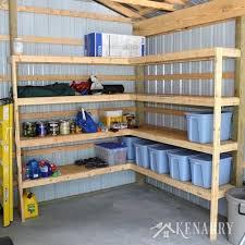 storage shelving ideas perfect garage build corner shelves for garage storage throughout shelving ideas storage closet organizers ideas