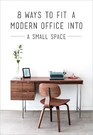 small space office. YV-8-ways-fit-office-small-space Small Space Office T
