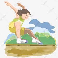 Hình ảnh Trò Chơi Nhảy Xa Cuộc Thi Nhảy Xa Trò Chơi Mùa đông, Nhảy, Cỏ, đất miễn phí tải tập tin PNG PSDComment và Vector