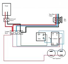 ac hoist wiring diagram pqrstu Ac Hoist Wiring Diagram Electric Hoist Wiring-Diagram