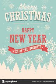 メリー クリスマス カード冬背景 ポスター デザイン ベクトル イラスト