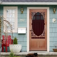 exterior doors. Clarington Unfinished Wood Slab Screen Door Exterior Doors
