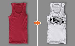 Tank Top Mockup Photoshop Mens Ribbed Tank Top Templates Pack By Go Media
