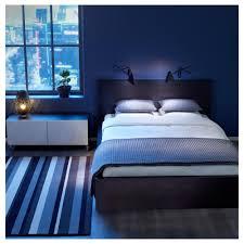 Dark Blue Bedroom Blue Living Room Ideas With Various Theme Brown - Dark blue bedroom
