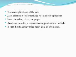 commentary essay example comparative essay example data  data commentary