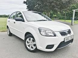 Kia Rio 1 5dr (white) 2010 | in Portsmouth, Hampshire | Gumtree