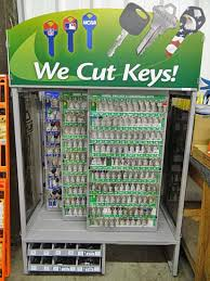 Key Cutting Vending Machine Adorable Key Cutting Display Cabinet Wi Auctions Online Proxibid