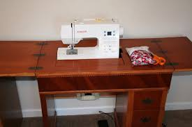 Download Sewing Machine Desk Cabinet Plans Plans Free outside