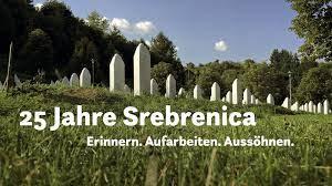 25 Jahre Srebrenica - Erinnern. Aufarbeiten. Aussöhnen.: Grüne im Bundestag