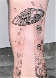 19 Alien Tattoos Ideas That Are Out Of This World Tattoo
