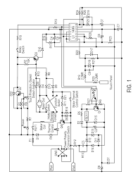 patent us8008812 paper shredder control system responsive to patent drawing