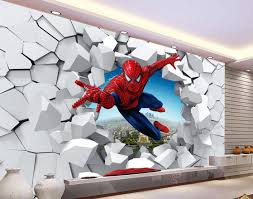 3d brick wall cartoon decoration painting background wall mural 3d wallpaper 3d wall papers for tv backdrop 3d stereoscopic wallpaper 3d wall murals