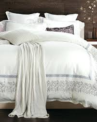 white duvet queen silver embroidery lace white bedding set king queen size white cotton duvet cover