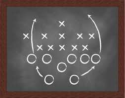 understanding business strategy enables an aligned it strategythe Football X And O Diagrams football diagram of a play using \