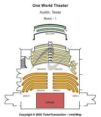 Moody Theater Austin Tx Seating Chart One World Theater Information And Address 7701 Bee Cave Road