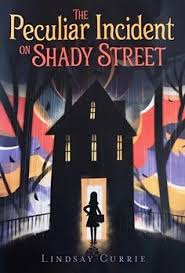 my review of the peculiar incident on shady street this sweet and y novel is
