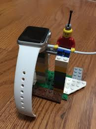 lego apple watch stand