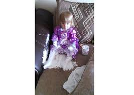 Henfield toddler crowned UK's messiest child | West Sussex County ...