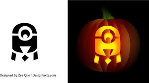 Easy Pumpkin Carving Patterns Classy Free Simple Easy Pumpkin Carving Stencils Free Vector In Adobe