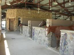 barn with stone stalls ill probably never build a horse barn but wow this is