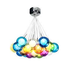 multi colored glass chandelier eimatco with regard to amazing house colored glass chandeliers remodel