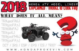 2018 honda trx250x. unique honda 2018 honda atv models explained  differences  model id code faq  learn  all the throughout honda trx250x