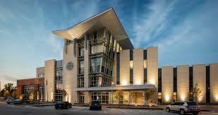 architecture building design. Contemporary Building Balancing Contemporary Design With Improved Security Inside Architecture Building