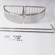 stainless steel bathroom shelves. GX Diffuser Bathroom Shelf Rack Shower Caddy Wall Shelves Stainless Steel Hair Dryer Cosmetics Holder Bath Accessories Storage-in From Home