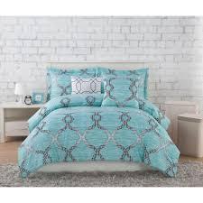 project generation damaris teal 4 piece twin xl comforter set