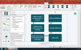 How To Make A Flowchart In Powerpoint How To Quickly Make A Flowchart In Powerpoint