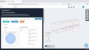 Free Steel Beam Design Calculator Beam Column Design S3d Skyciv Cloud Structural Analysis