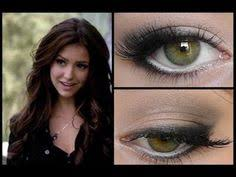 the vire diaries katherine pierce inspired makeup tutorail nina dobrev hollysamanthaa