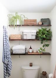 theme bathroom box shelves