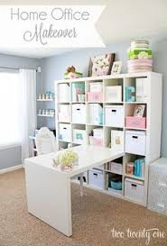 home office makeover pinterest. Home Office / Craft Room Makeover Home Office Makeover Pinterest T