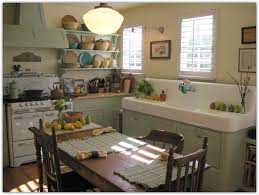 Old Fashioned Country Kitchen Ideas And Special Video Kitchen With Vintage Style Amazing Stories Cottage Kitchens Vintage Farmhouse Kitchen Vintage Kitchen