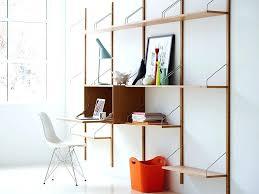 mid century wall shelves mid century office shelving diy mid century wall shelf