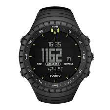 Спортивные <b>часы Suunto Core</b>, цвет черный — купить в ...