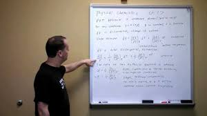 Physical Chemistry chapter 1 - YouTube