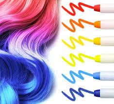 Mimoo Hair Chalk Set 12 Colors