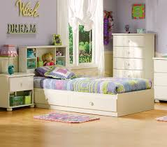 Shabby Chic Childrens Bedroom Furniture Amusing Design Ideas Using Oval White Wooden Tables And L Shaped